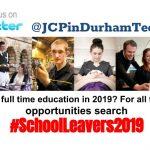 School Leaver 2019